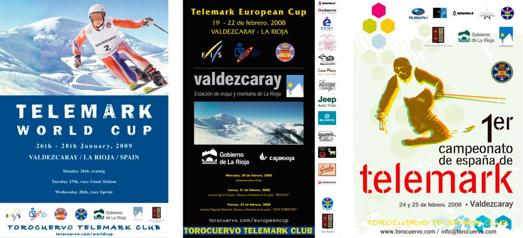 Torocuervo campeonatos Telemark