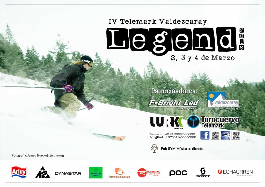 IV Telemark Valdezcaray Legend
