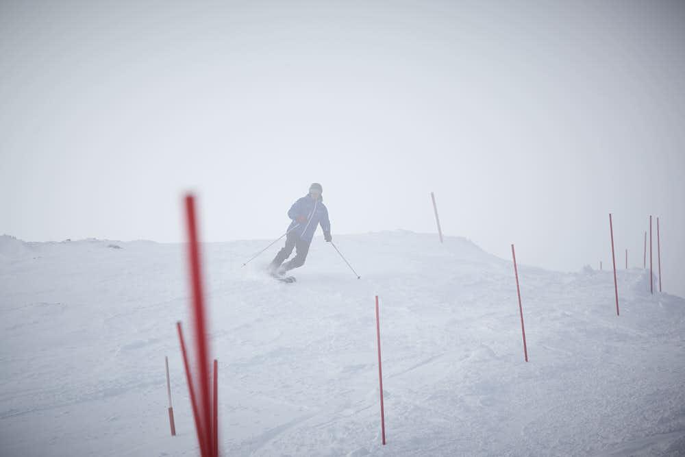 Snow scene in La Rioja, Spain. Photo by James Sturcke | sturcke.org