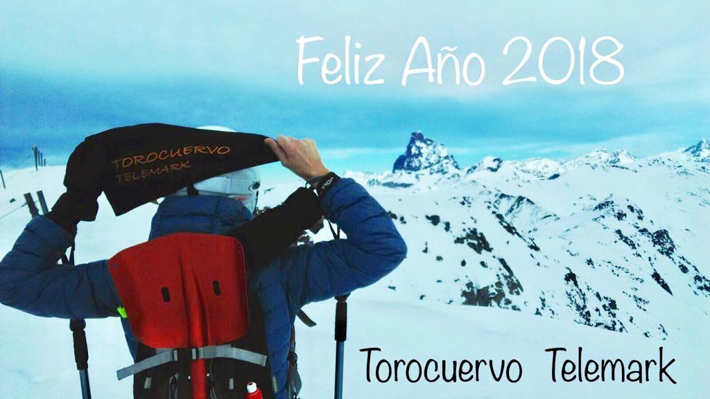 Torocuervo Telemark Ezcaray