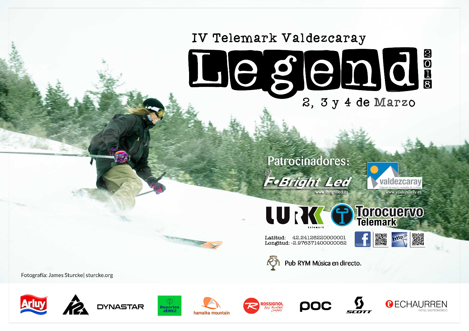 Telemark Valdezcaray Legend